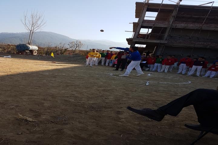 Chail Public School-Play Ground