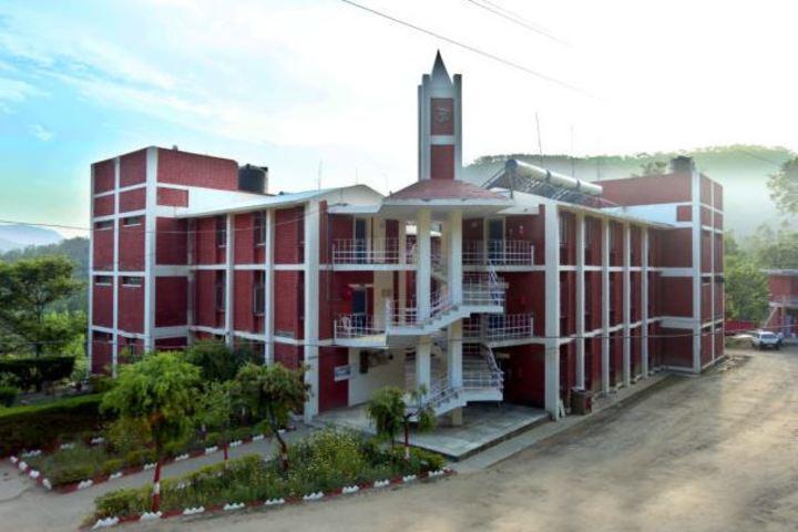 Chinmaya Vidyalaya-Campus View