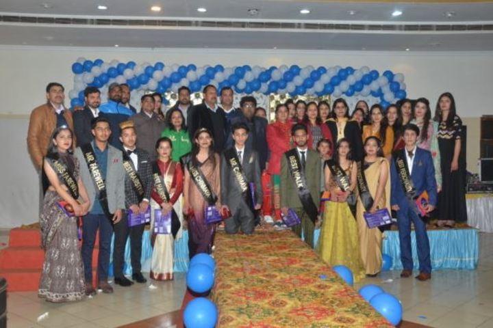 Chinmaya Vidyalaya-Farewell Party