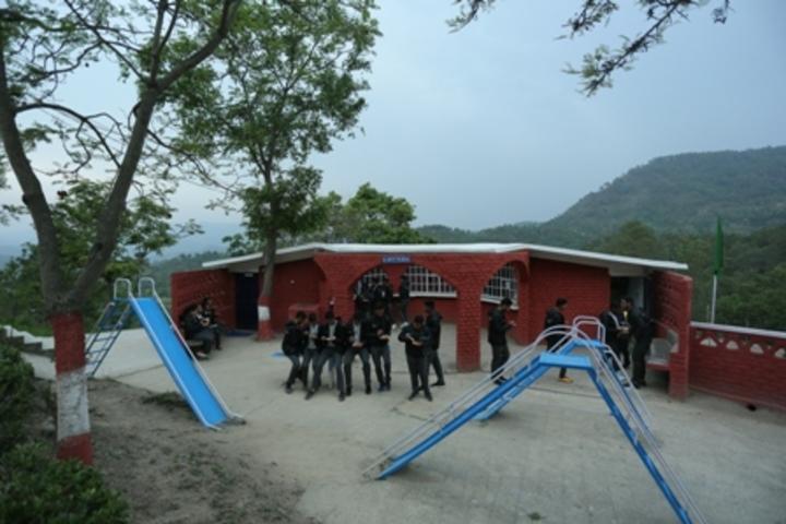 Chinmaya Vidyalaya-Play Area