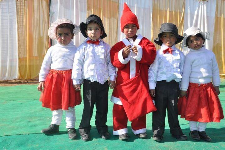 Comet Mensa Public School-Fancy Dress
