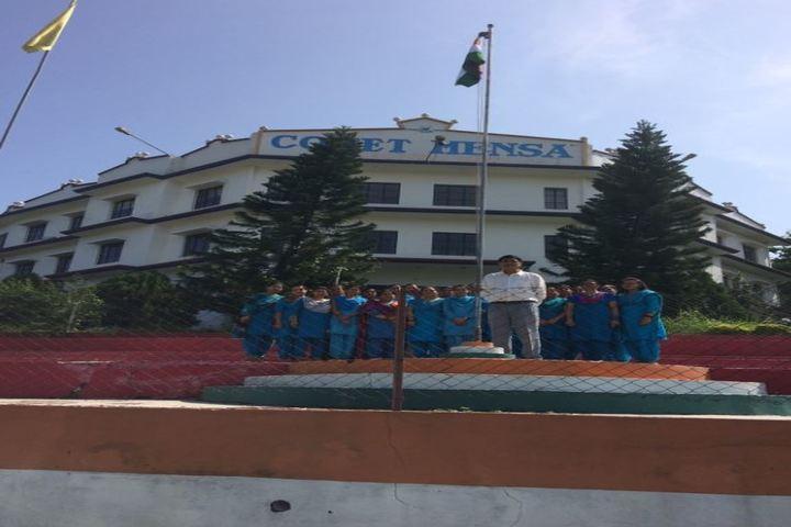 Comet Mensa Public School-Independence Day