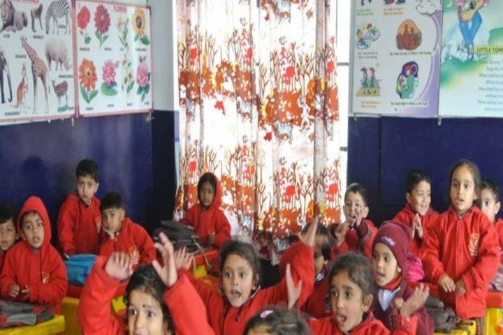 Comet Mensa Public School-Kindergarten