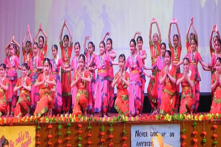 Convent Of Jesus And Mary-Dance Performances
