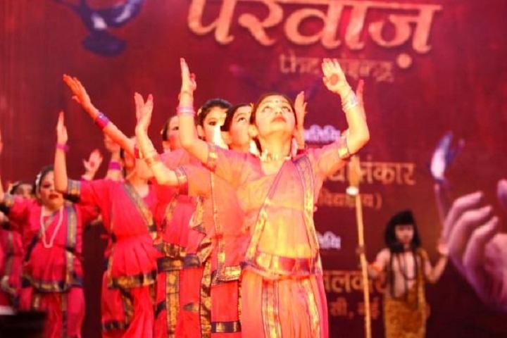 D A V Centenary Public School-Classical Dance