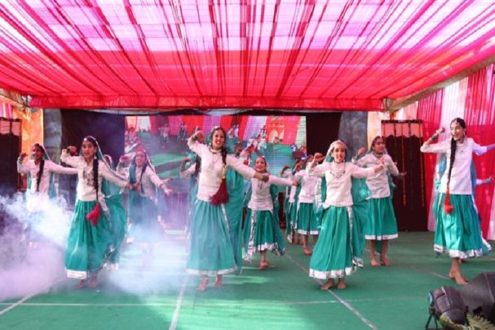 D A V Centenary Public School-Dance Events