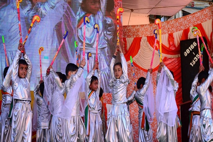 DAV Centenary Public School-Dance Events