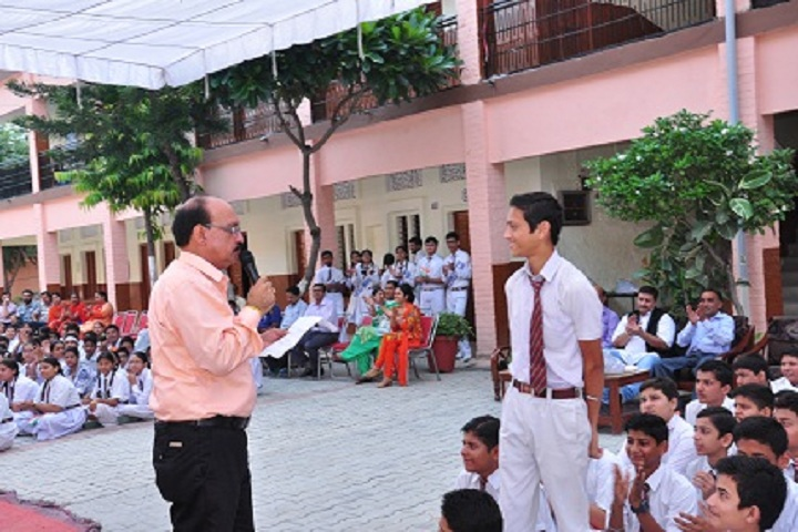 DAV Centenary Public School-Activity