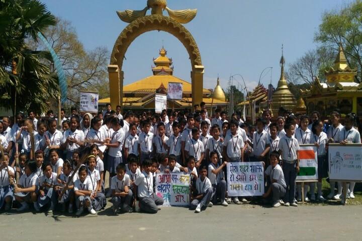 Kids Foundation School-Activity