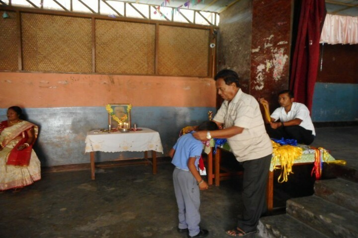 Kids Foundation School-Awarding