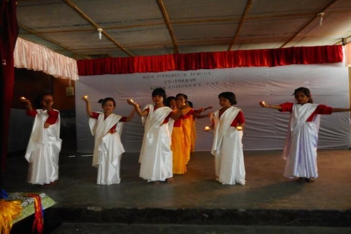 Kids Foundation School-Dance