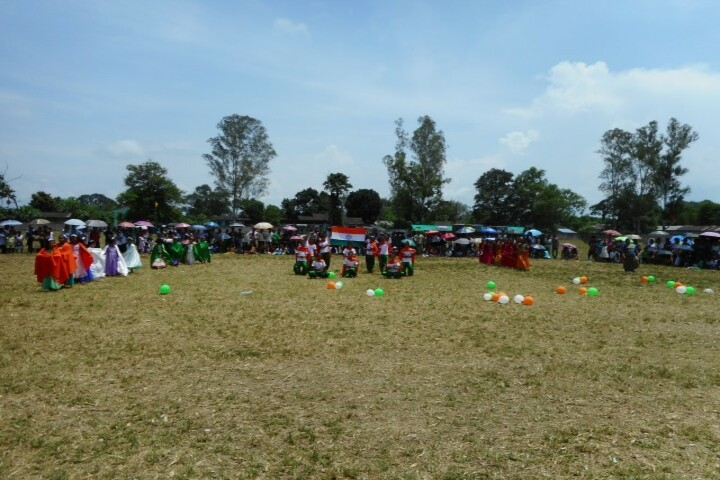 Kids Foundation School-Independence day