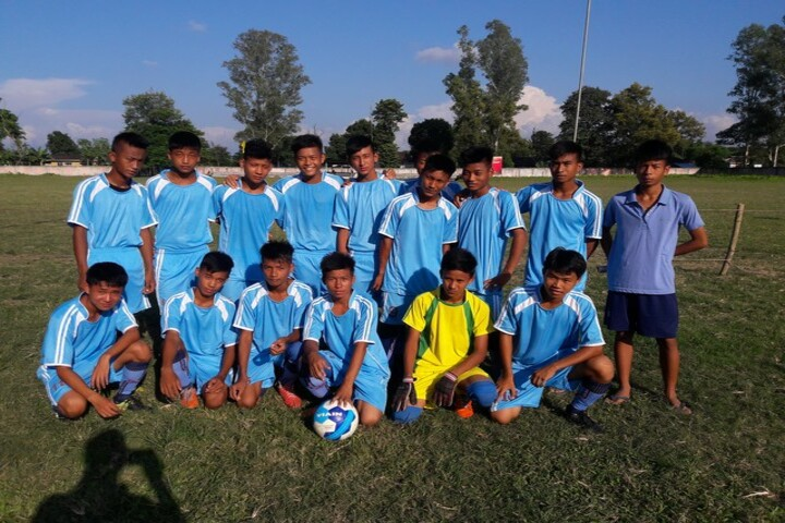 Kids Foundation School-Sports team