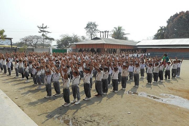 Kids Foundation School-Yoga