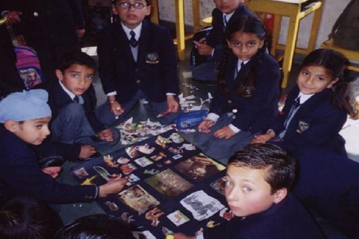 D A V Public School-Arts