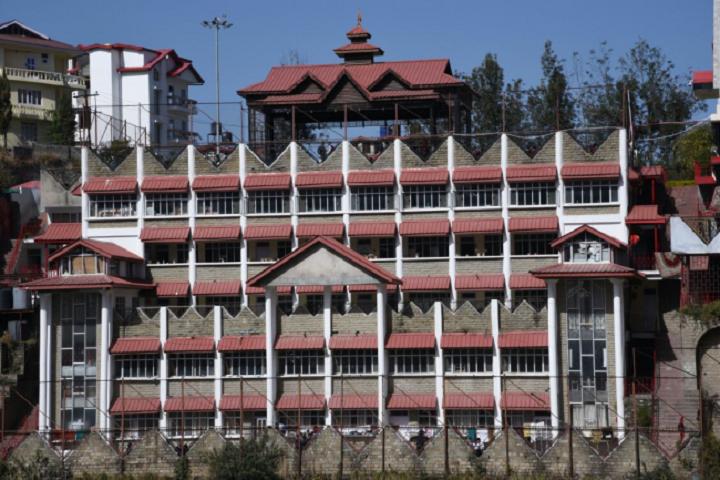 D A V Senior Secondary Public School-Campus-View