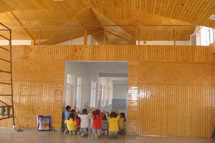 D A V Senior Secondary Public School-Dance-Room