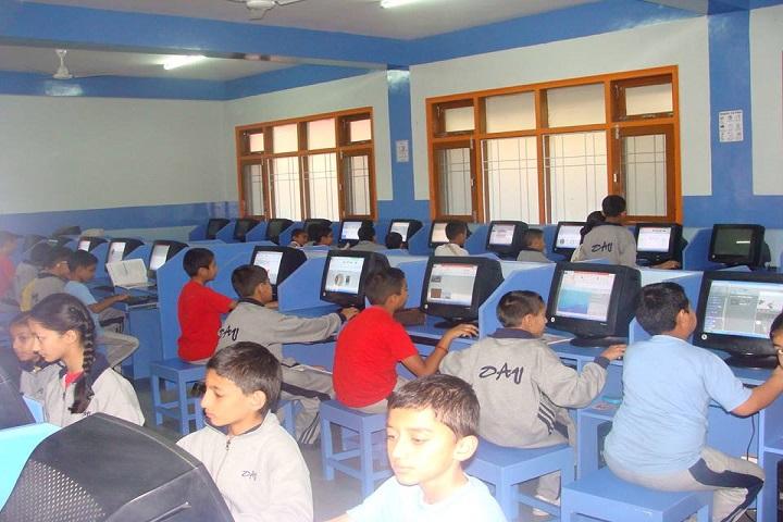 D A V Senior Secondary Public School-IT-Lab
