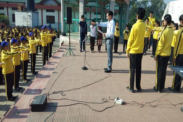 D A V Public School-Events
