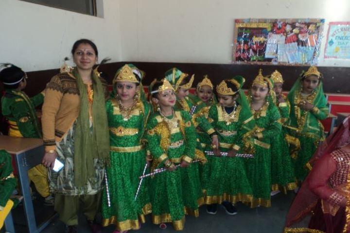 D A V Public School-Cultural Activity
