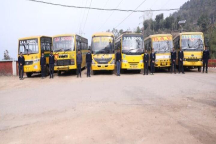 D A V Public School-Transportation