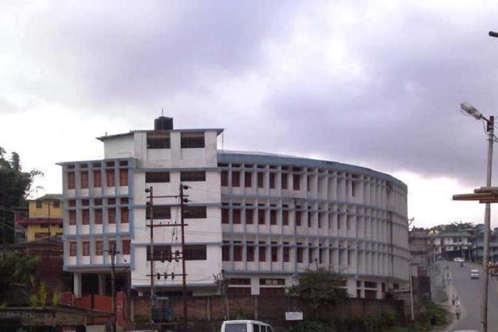 Kingcup Public School-School Building