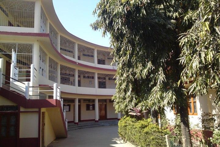 Kingcup Public School-School Campus