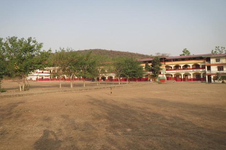 D A V M Public School-Campus View