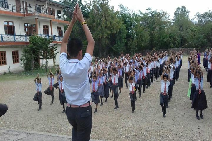 D A V M Public School-Exercise