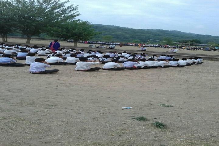 D A V M Public School-Yoga