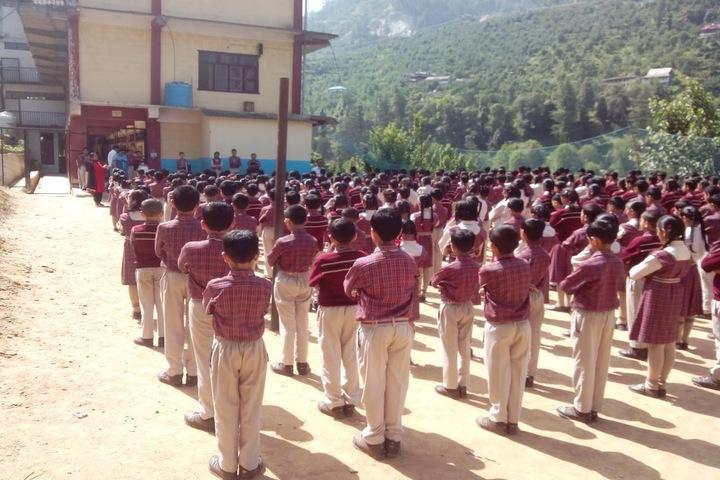 DAV Centenary Public School-Morning Assembly