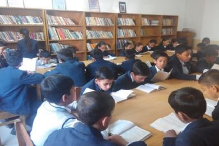 DAV Mahatma Anand Swami Public School-Library