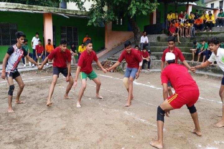 DAV Public School-Games