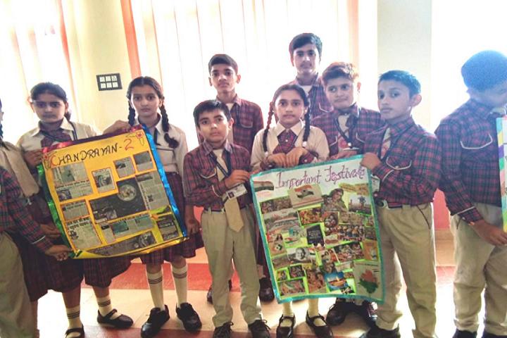 Dav Senior Secondary Public School-Exhibition