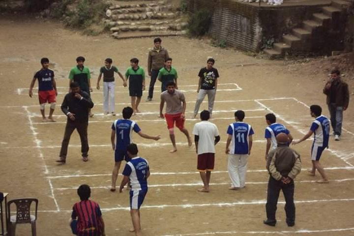 Dav Senior Secondary Public School-Games