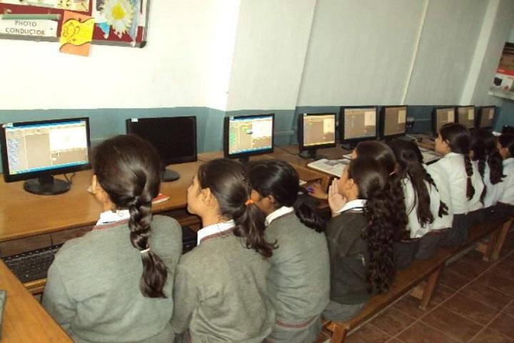 Dav Senior Secondary Public School-IT-Lab