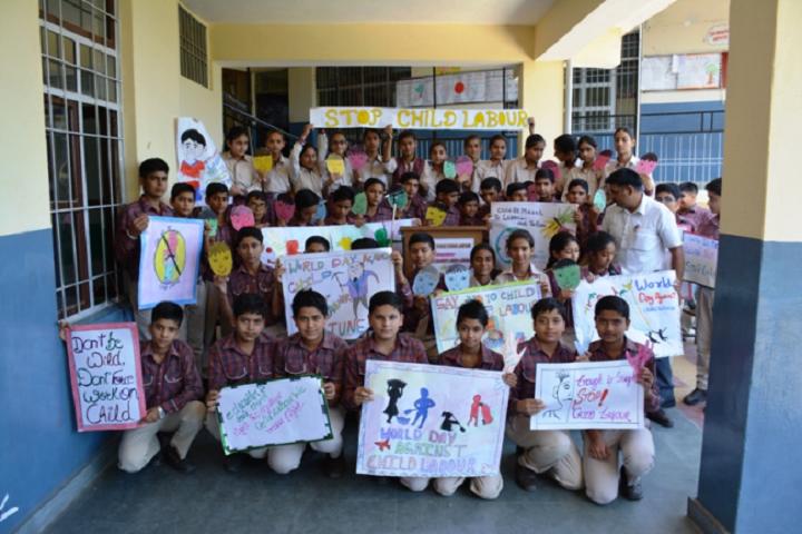 Dav Senior Secondary Public School-Students