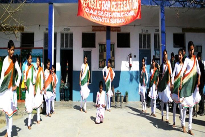 DAV Public School-Independence day Celebration