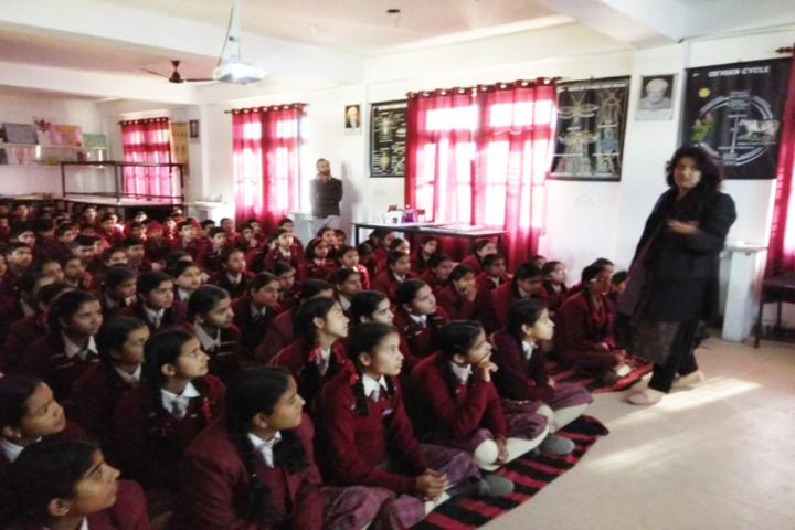 DAV Public School-Seminars