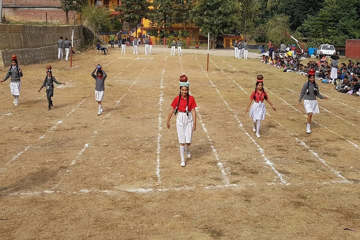 DAV Public School-Games