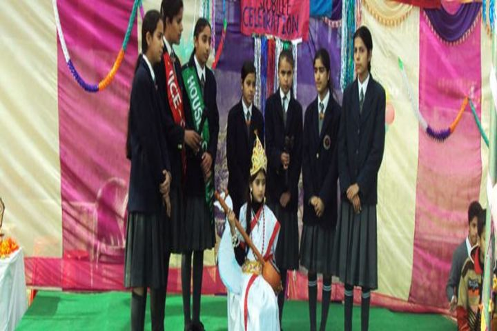 DAV Public School-School Activity