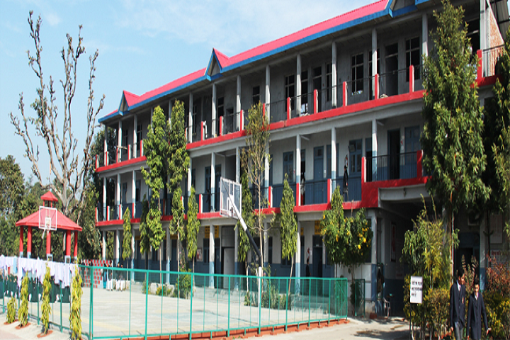 Dav Senior Secondary Public School-Campus