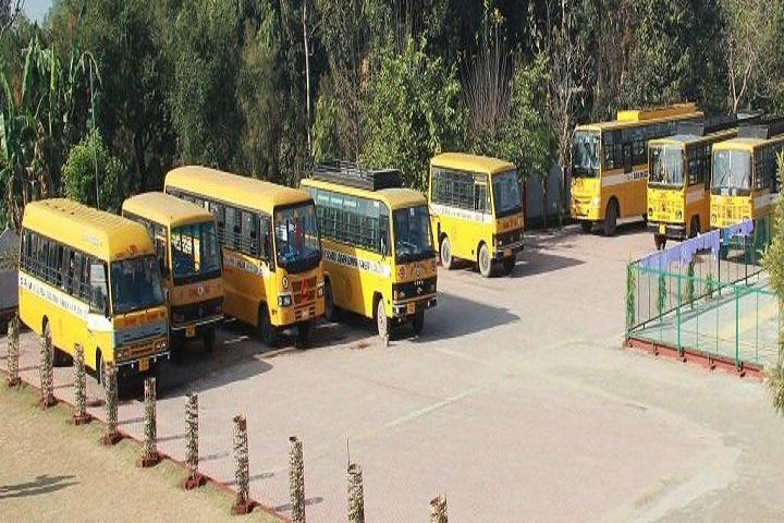 Dav Senior Secondary Public School-Transport