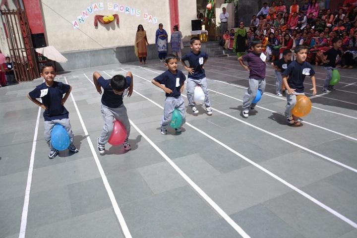 Dayanand Public School-Games