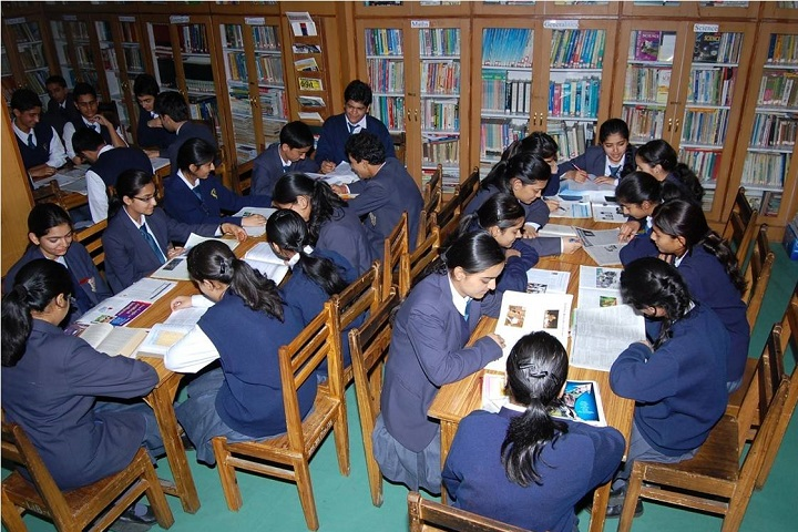 Dayanand Public School-Library