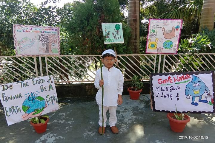 Delhi Convent School-Childrens Day