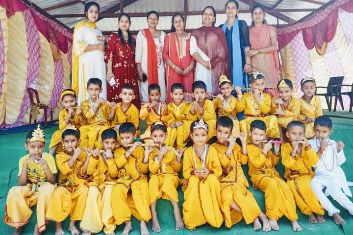 Delhi Convent School-Festival Celebrations