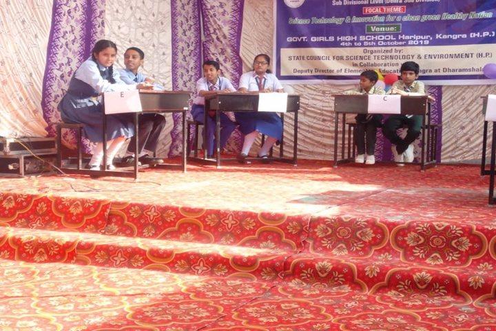 Delhi Convent School-Quiz Competition
