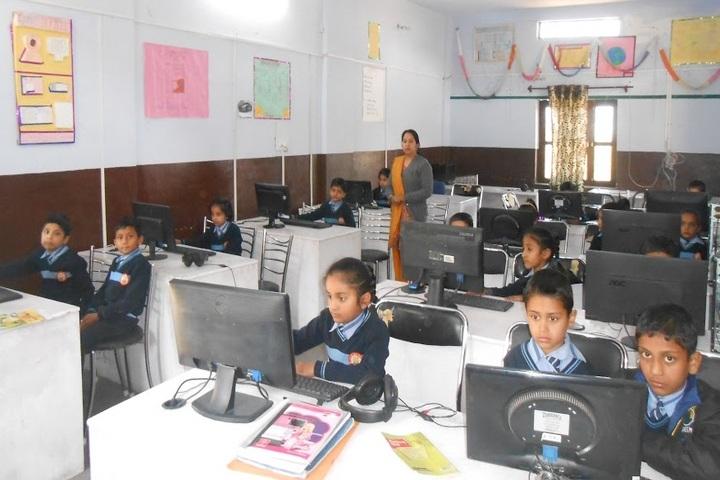 Dhauladhar Nirmla Devi Senior Secondary School-Computer Lab