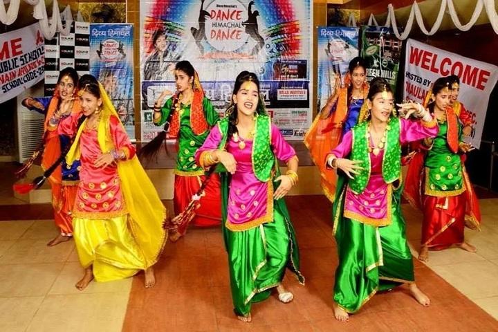 Dhauladhar Nirmla Devi Senior Secondary School-Cultural Fest